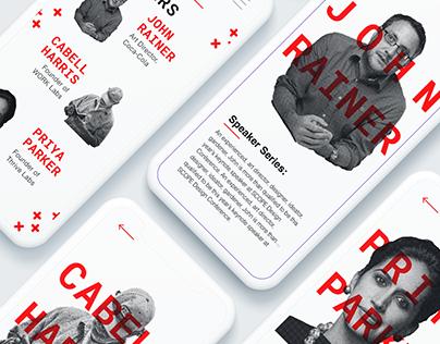 SCOPE Design Conference App