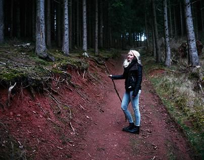 FOREST ENTER EXIT