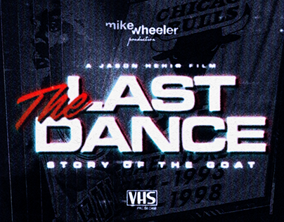 The Last Dance - Story of the GOAT
