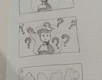 Vẽ Storyboard
