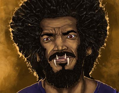 Monster Portrait Illustrations