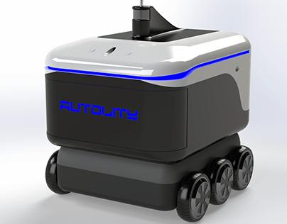 Autolity Type-A (Cargo Vehicle)