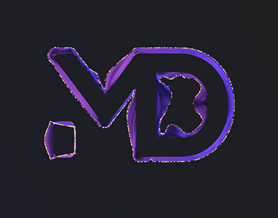 MD Logo Animation