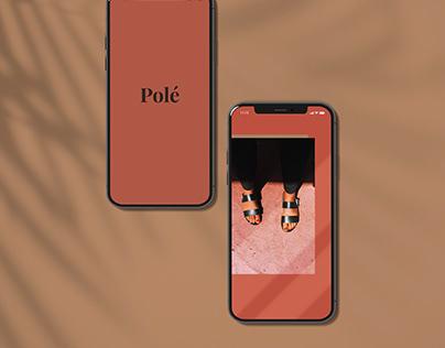Polé | Brand Identity