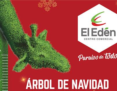 Campaña navideña CC El Edén
