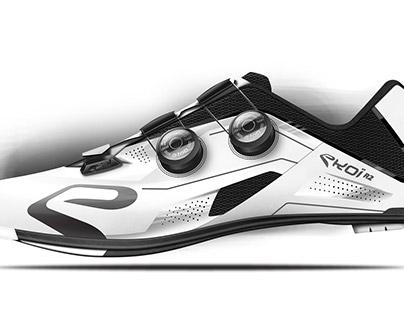 EKOÏ R1-R2 // Cycling road shoes