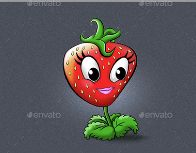 Strawberry Sprites