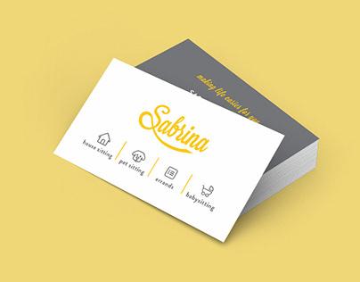 Sabrina - Home Services