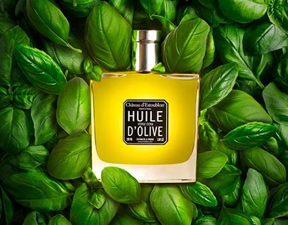 OLIO - photography of premium olive oils