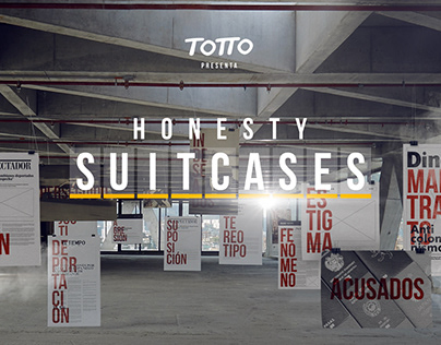 TOTTO - Honesty Suitcases