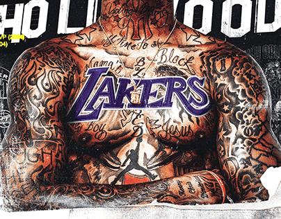 Swish Lakers