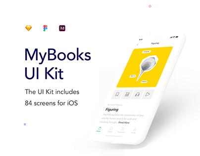 MyBooks UI KIT