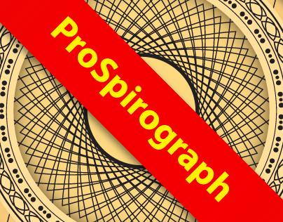 Free ProSpirograph Illustrator Action