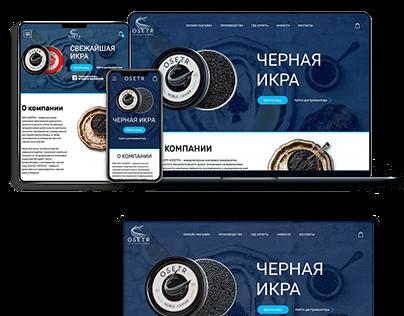 OSETR - Black Caviar Online Store
