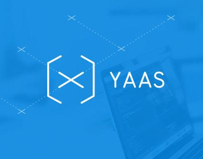 Brand Development yaas.io