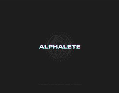 Alphalete Athletics Tee Graphics