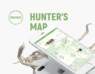 Hunter's Map