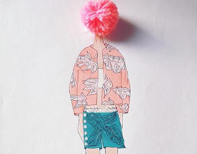 Fashion Drawing w ramach MSkPu.