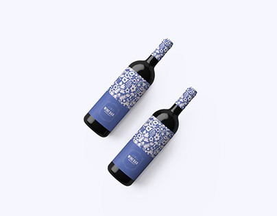 Winebar - Label + packaging