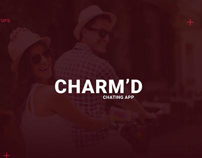 Charm'D Chat App