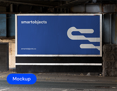Billboard & Posters 03 | Signage Mockup Template