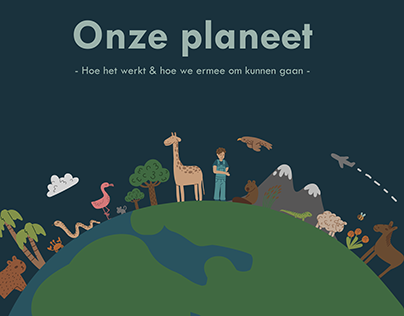Onze planeet (Our planet)
