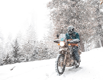 Royal Enfield Whiteout 2019
