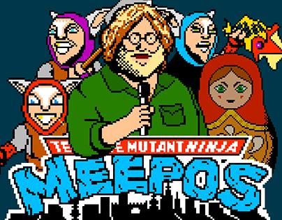 8-bit DOTA: TMNMeepos
