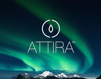 ATTIRA Brand Design