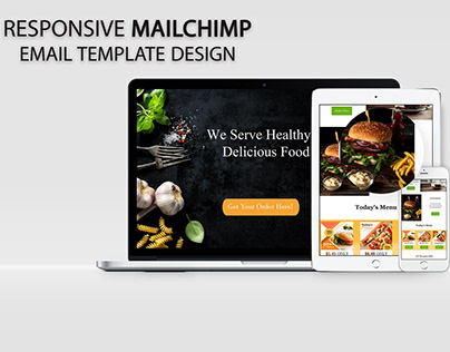 Mailchimp Newsletter or Template