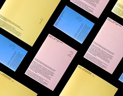 123 - Portfolio Booklet