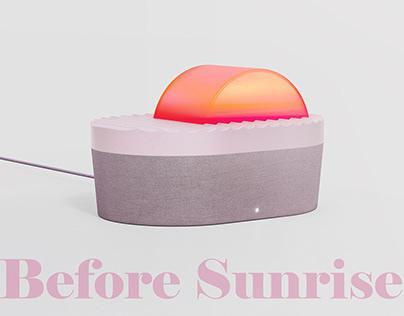 Ai Lamp speaker -'Before' Series
