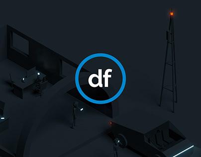 DF Communications - Brand & Web