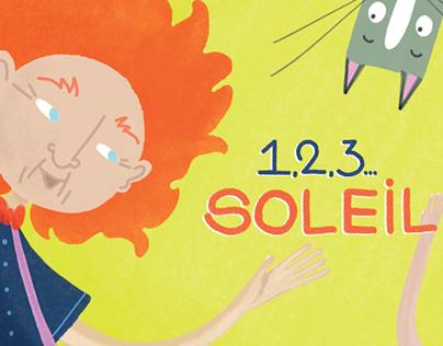 1,2,3 Soleil - La souris qui raconte édition