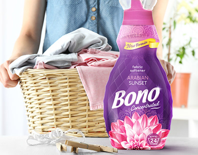 Fabric softener design