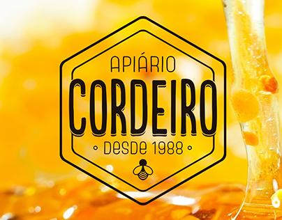Apiário Cordeiro - Visual Identity