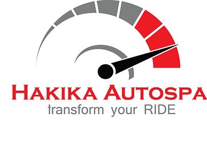Hakika Autospa Logo Design and Conceptualization