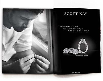 Scott Kay National Campaign (Brides)
