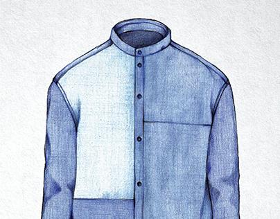 Garment Illustrations - BHANE CLOTHING