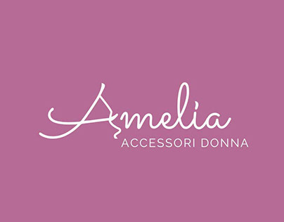 DESIGN MARK AND LOGO FOR WOMEN'S PRODUCTS - Amelia
