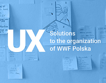 Solutions to the organization of WWF Polska