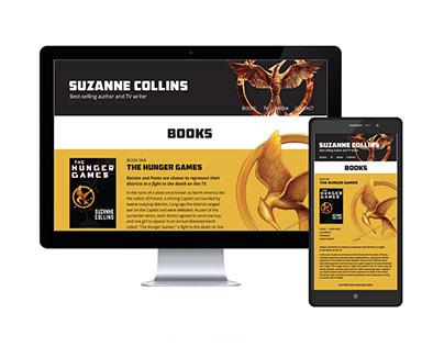 Before & After: Proposed Author Website Update