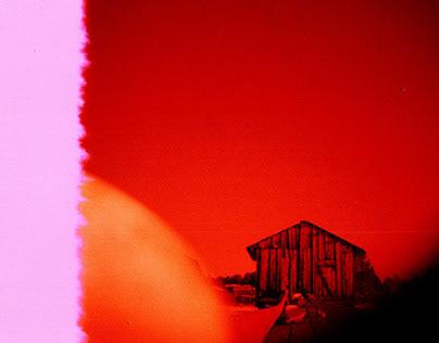 redscalevisions   35mm film, redscale