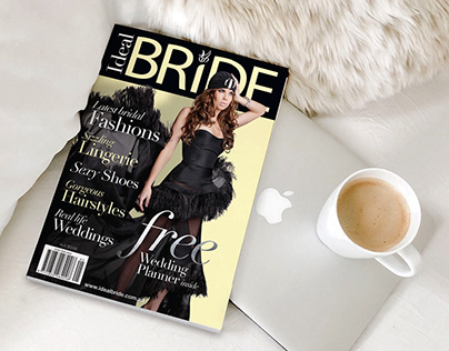 Ideal Bride – Editorial Design