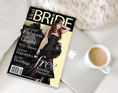 Ideal Bride – Editorial Design