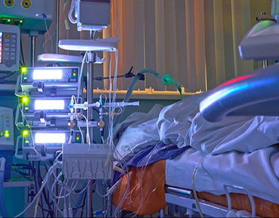 Using technology to provide critical care