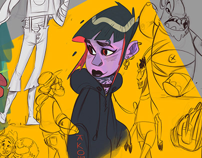 Infinite Canvas Sketches #2