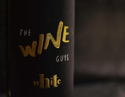 The Wine Guys Branding