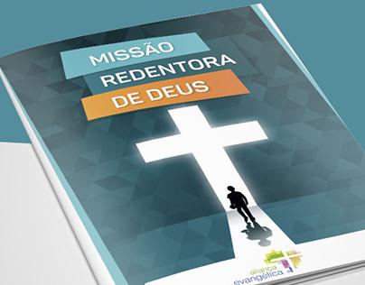Projeto gráfico - Revista evangélica