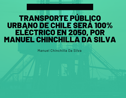 Search … Urban public transport in Chile will be 100%